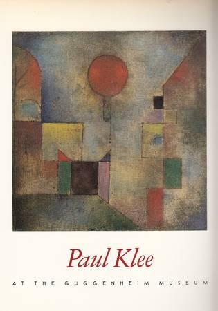 Paul Klee at the Guggenheim Museum
