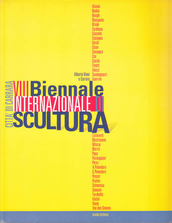 VIII Biennale Internazionale di Scultura