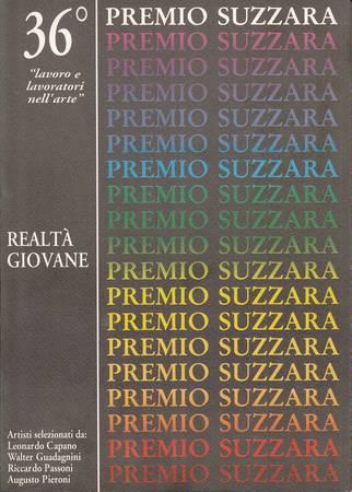 36° Premio Suzzara. Lavoro e lavoratori nell'arte. Realtà giovane