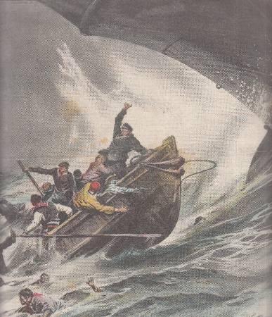 La tribuna illustrata. Anno XXXIX, n. 39, 27 settembre 1931. Fronte: Un appassionato giocatore di bridge... Retro: Durante un ciclone scatenatosi in quel di Fontanelle (Parma)...