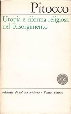 Utopia e riforma religiosa nel Risorgimento. Il sansimonismo nella cultura toscana