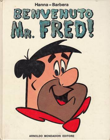 Benvenuto Mr. Fred!