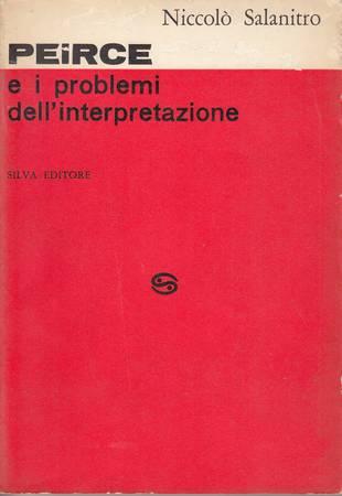 Peirce e i problemi dell'interpretazione