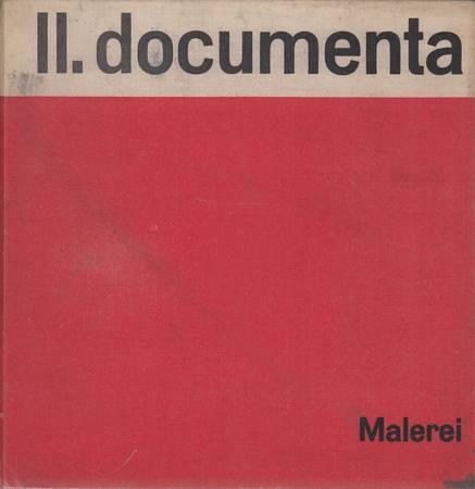 II. documenta '59. Kunst nach 1945. Band 1. Malerei