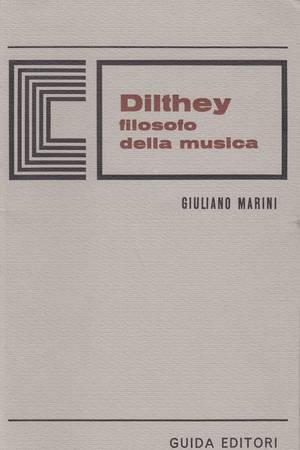 Dilthey filosofo della musica