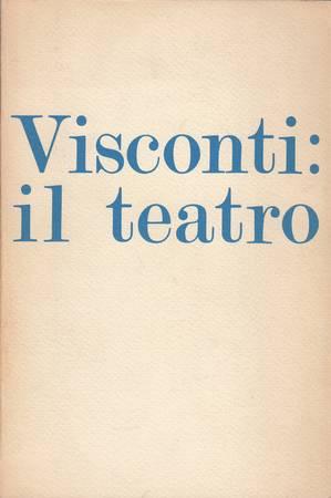 Visconti: il teatro