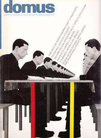 Domus. 731. Ottobre 1991