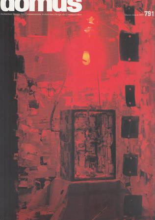 Domus. 791. Marzo-March 1997