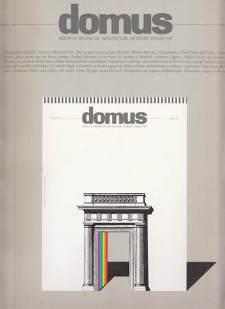 Domus. 748. Aprile 1993