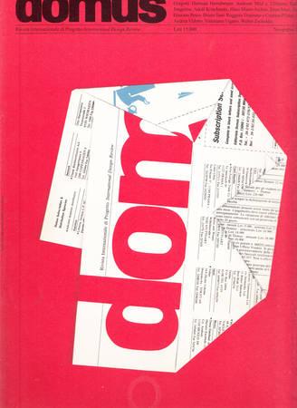 Domus. 776. Novembre-November 1995