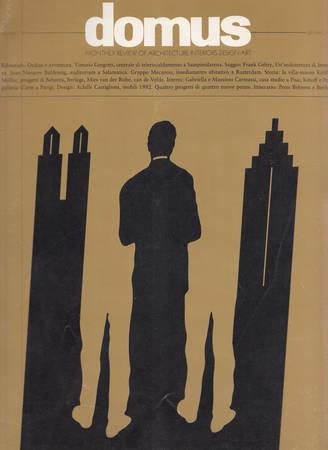 Domus. 745. Gennaio 1993