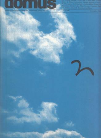 Domus. 765. Novembre-November 1994
