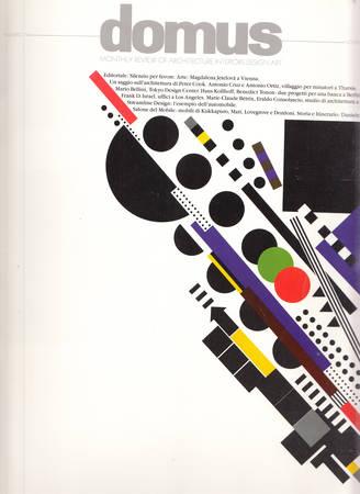Domus. 743. Novembre 1992