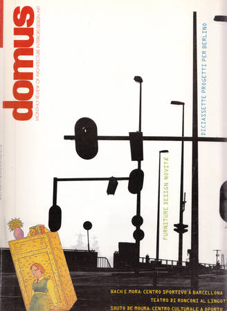 Domus. 725. Marzo 1991