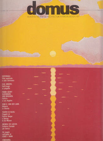 Domus. 735. Febbraio 1992