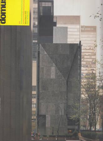 Domus. 846. Marzo-March 2002
