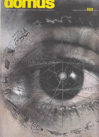 Domus. 808. Ottobre-October 1998