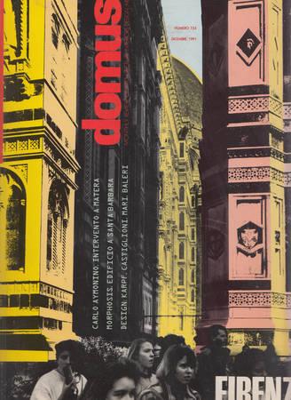 Domus. 733. Dicembre 1991