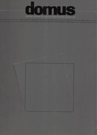 Domus. 746. Febbraio 1993