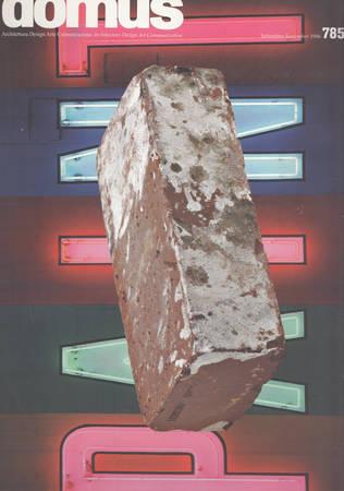 Domus. 785. Settembre-September 1996