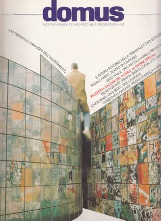 Domus. 701. Gennaio 1989