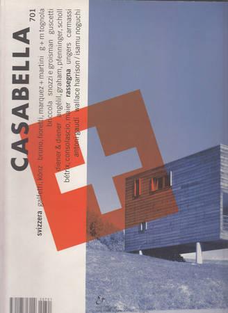 Casabella. 701. Giugno 2002