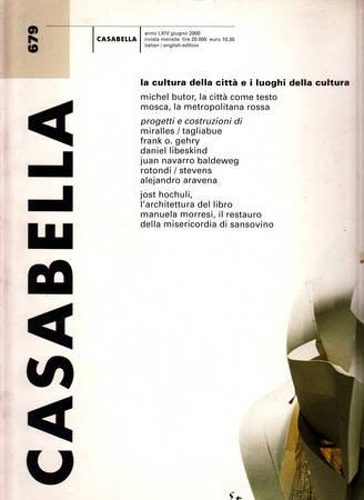 Casabella. 679. Giugno 2000