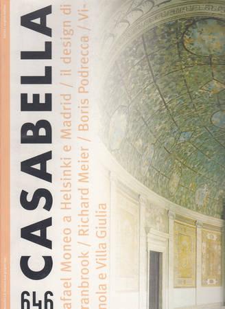 Casabella. 646. Giugno 1997