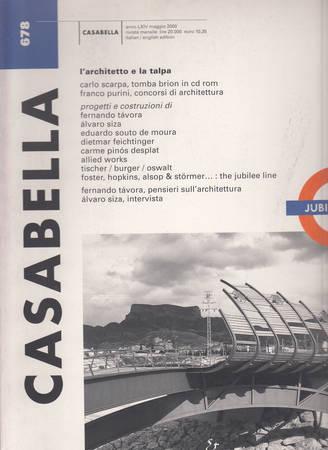 Casabella. 678. Maggio 2000