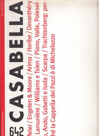 Casabella. 642. Febbraio 1997