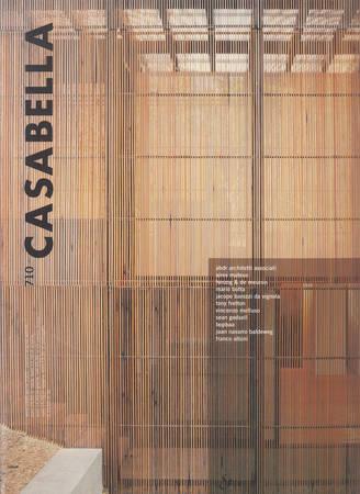 Casabella. 710. Aprile 2003