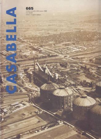 Casabella. 665. Marzo 1999