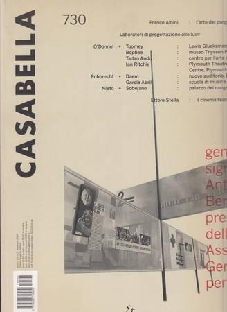 Casabella. 730. Febbraio 2005