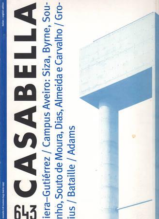 Casabella. 643. Febbraio 1997