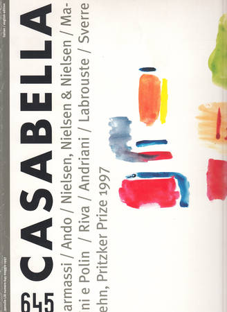 Casabella. 645. Maggio 1997