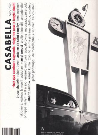 Casabella. 695-696. Gennaio 2002