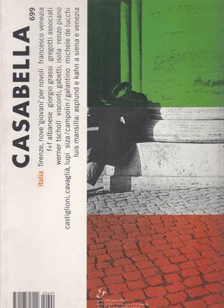 Casabella. 699. Aprile 2002