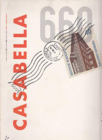 Casabella. 660. Ottobre 1998