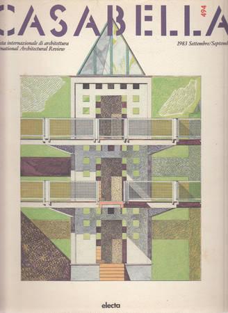 Casabella. 494. Settembre 1983