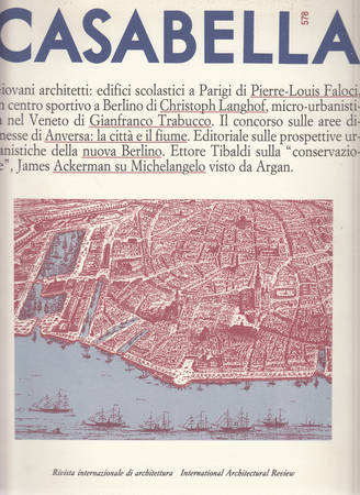 Casabella. 578. Aprile 1991