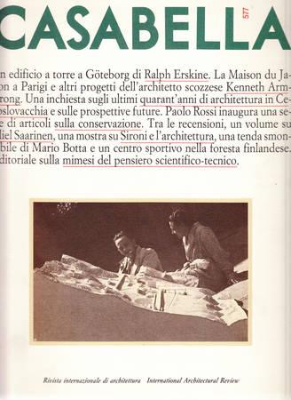 Casabella. 577. Marzo 1991