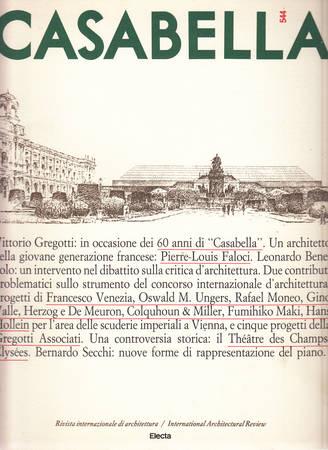 Casabella. 544. Marzo 1988
