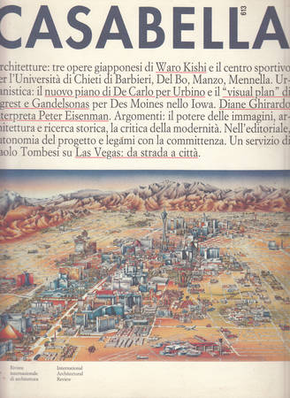 Casabella. 613. Giugno 1994