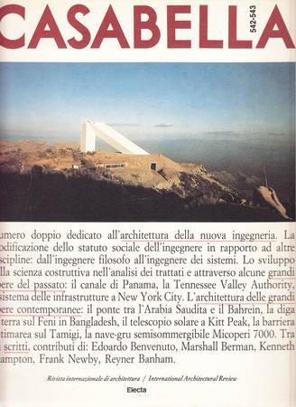 Casabella. 542-543. Gennaio-Febbraio 1988