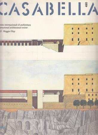 Casabella. 480. Maggio 1982