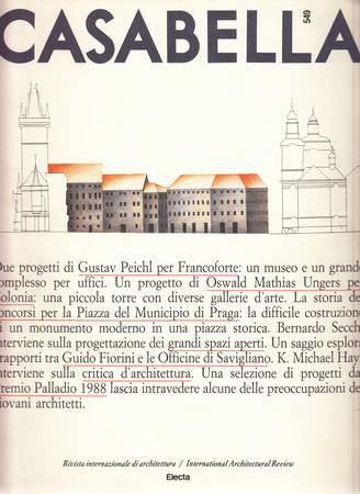 Casabella. 549. Settembre 1988