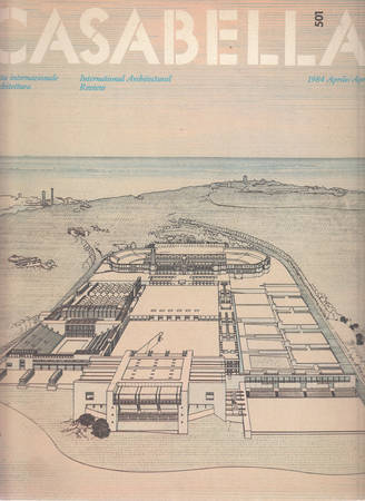 Casabella. 501. Aprile 1984