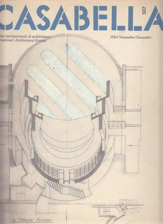 Casabella. 507. Novembre 1984