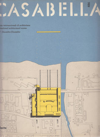 Casabella. 486. Dicembre 1982