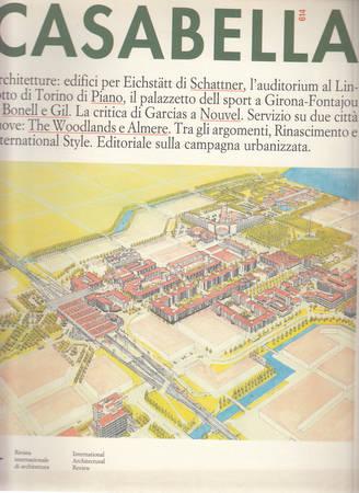 Casabella. 614. Luglio-Agosto 1994